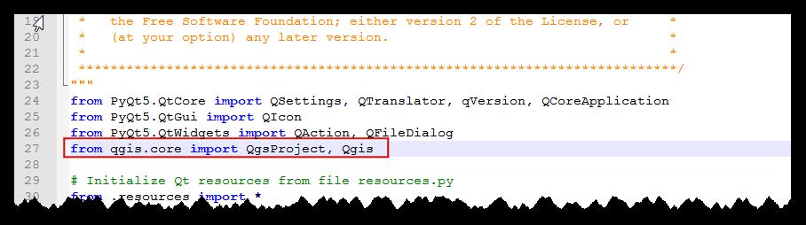 Ein Python Plugin erstellen (QGIS3) — QGIS Tutorials and Tips