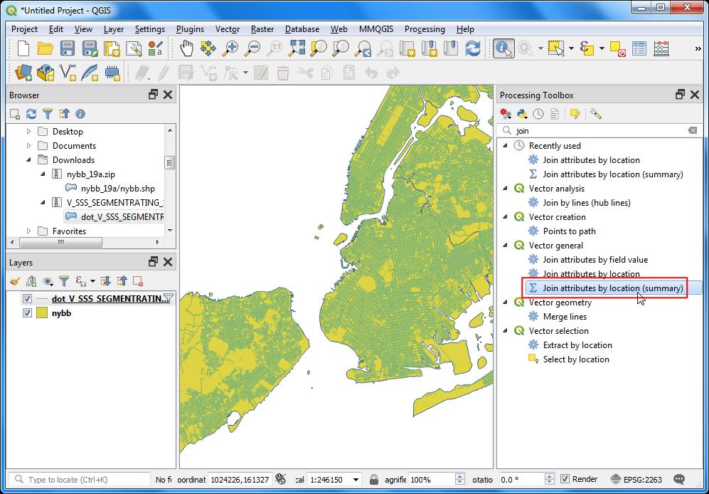 Räumliche Verbindungen erstellen (QGIS3) — QGIS Tutorials ...
