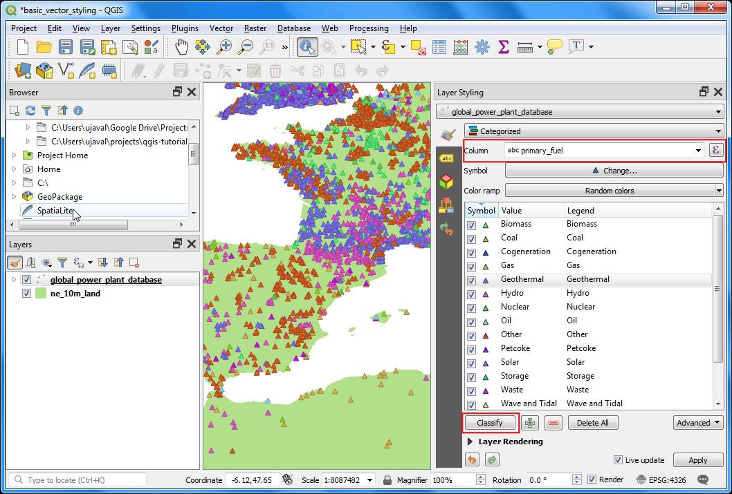 Creating Basemaps With QTiles QGIS Tutorials And Tips - Natural world map