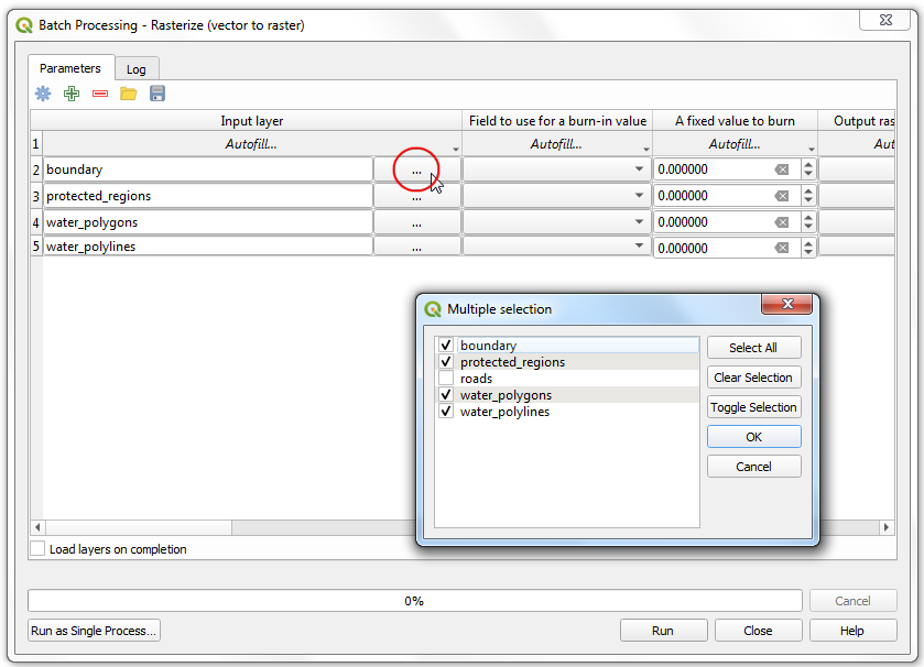 Importing Spreadsheets or CSV files QGIS Tutorials and Tips