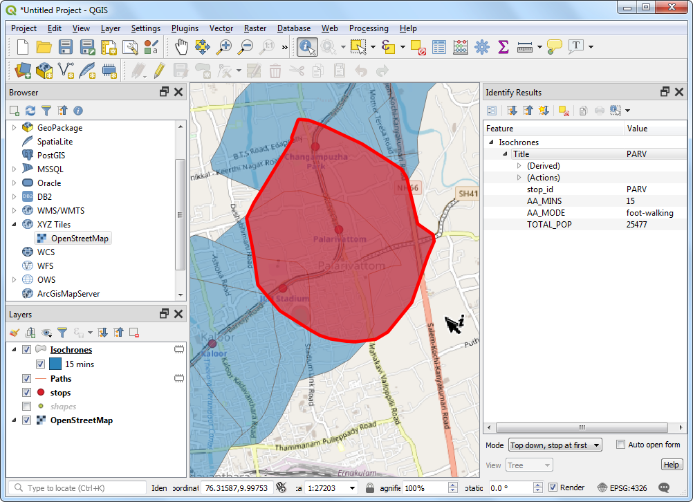 Creating Basemaps with QTiles — QGIS Tutorials and Tips