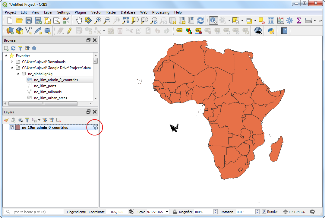 Building a Python Plugin (QGIS3) — QGIS Tutorials and Tips