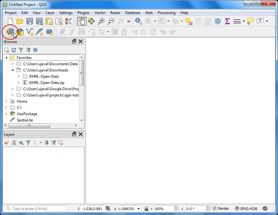 Creating Heatmaps — QGIS Tutorials and Tips