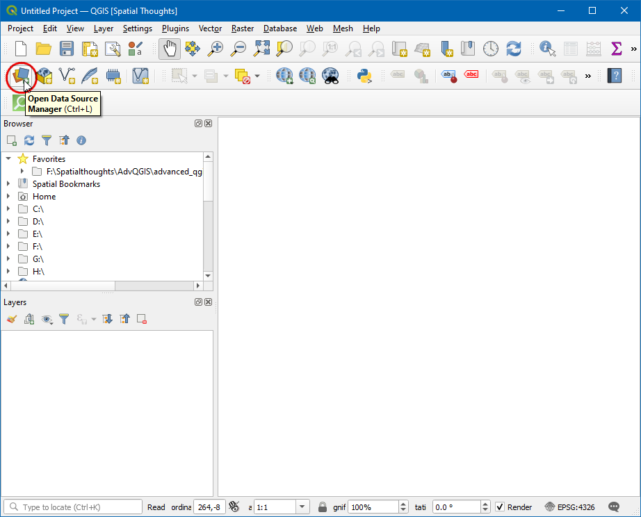 Getting Started With Python Programming — QGIS Tutorials and Tips
