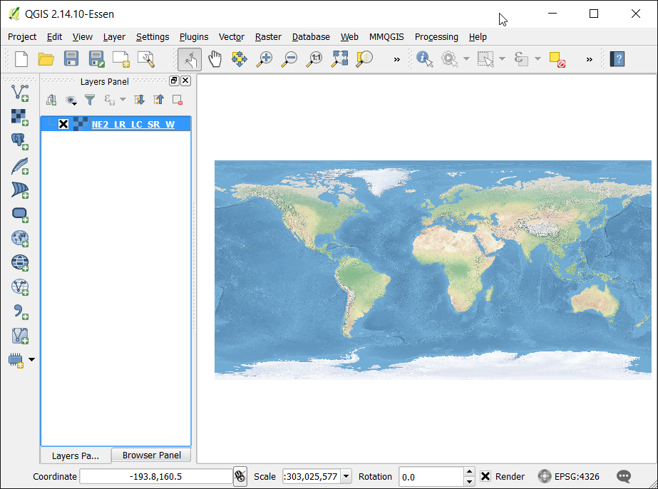 Nearest Neighbor Analysis — QGIS Tutorials and Tips
