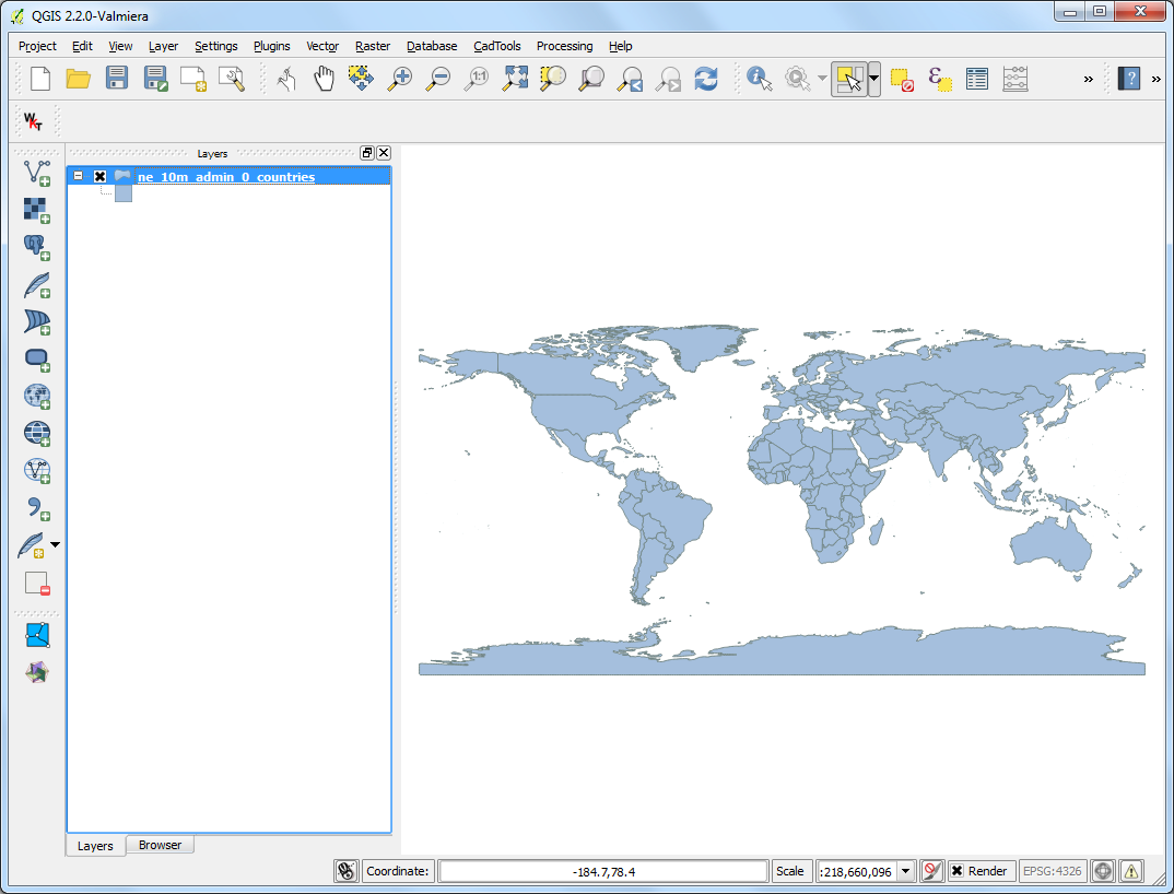 Writing Python Scripts for Processing Framework — QGIS Tutorials and