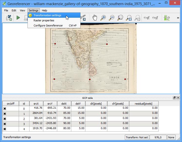 Using Google Maps Engine Connector for QGIS — QGIS Tutorials
