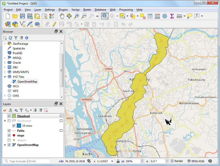 Building a Python Plugin — QGIS Tutorials and Tips