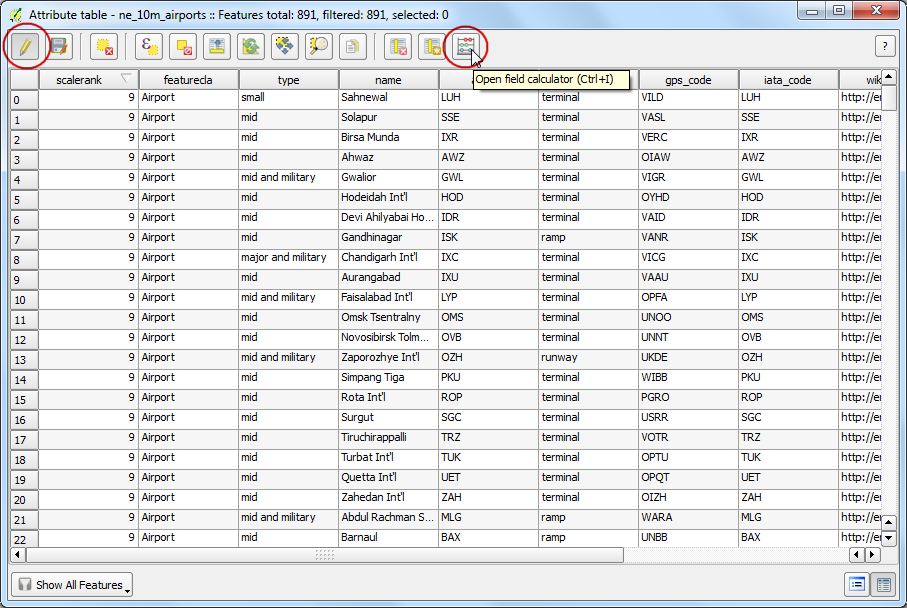 Sampling Raster Data using Points or Polygons — QGIS