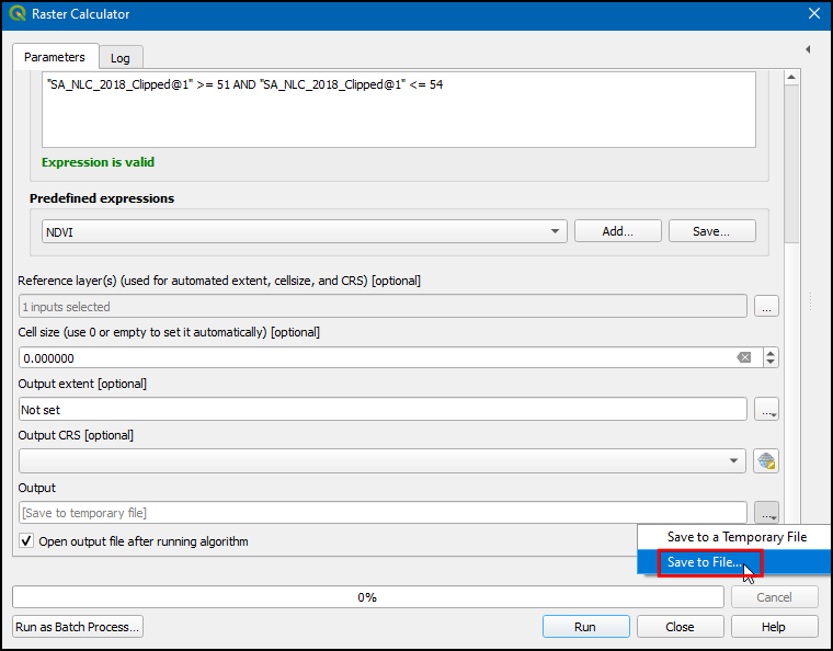 Georeferencing Aerial Imagery (QGIS3) — QGIS Tutorials and Tips