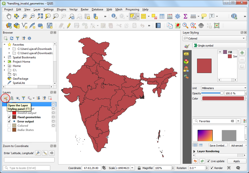 Performing Table Joins (QGIS3) — QGIS Tutorials and Tips