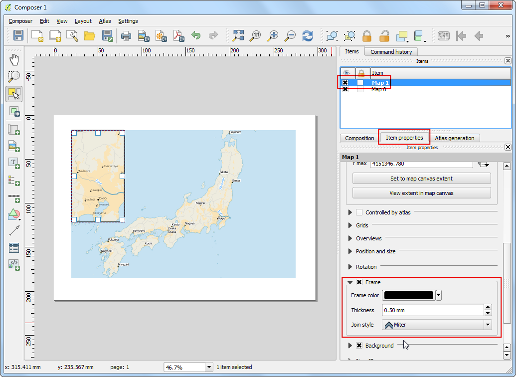 Using Google Maps Engine Connector for QGIS — QGIS Tutorials and Tips