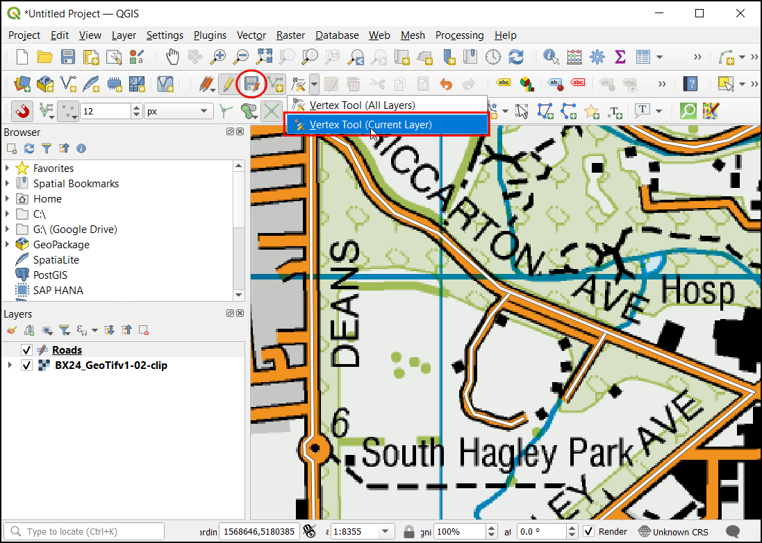 Automating Complex Workflows using Processing Modeler (QGIS3) — QGIS