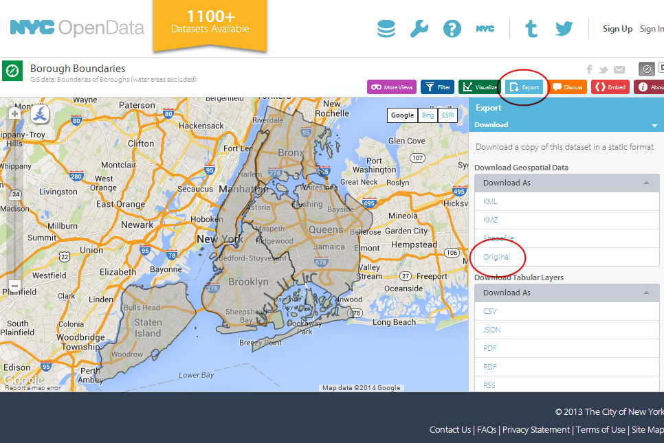 Working with WMS Data — QGIS Tutorials and Tips