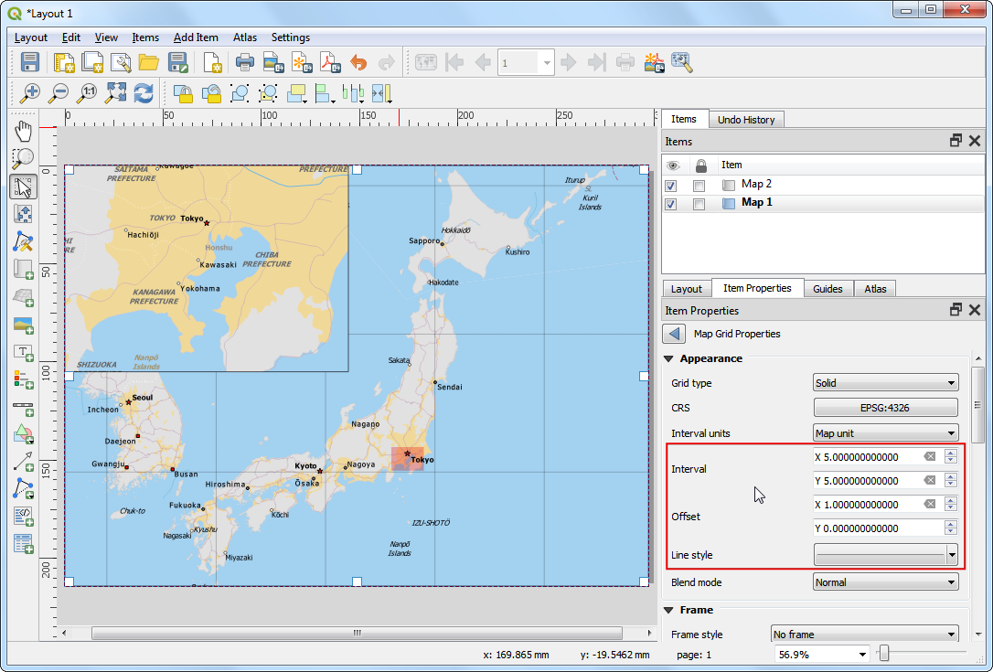 Automating Map Creation with Print Composer Atlas — QGIS Tutorials