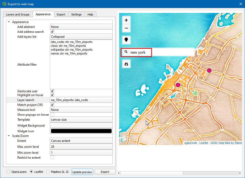 Making a Map — QGIS Tutorials and Tips