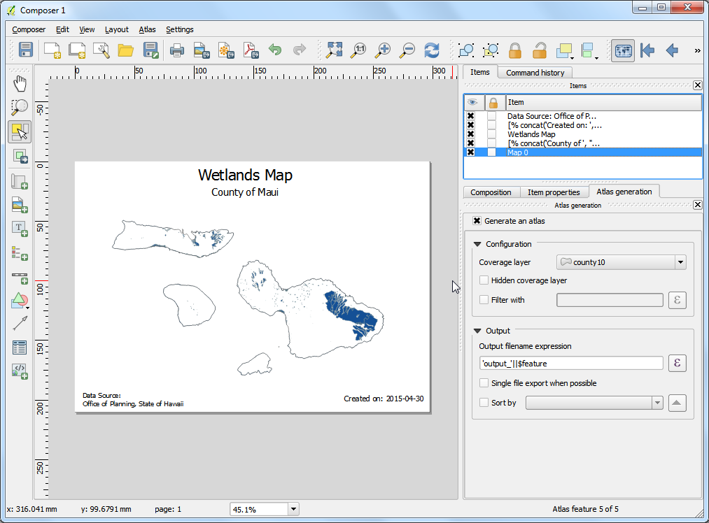 Leaflet Web Maps with qgis2leaf — QGIS Tutorials and Tips