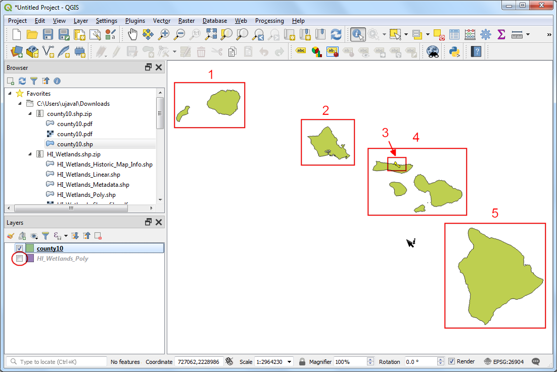 Basic Vector Styling — QGIS Tutorials and Tips