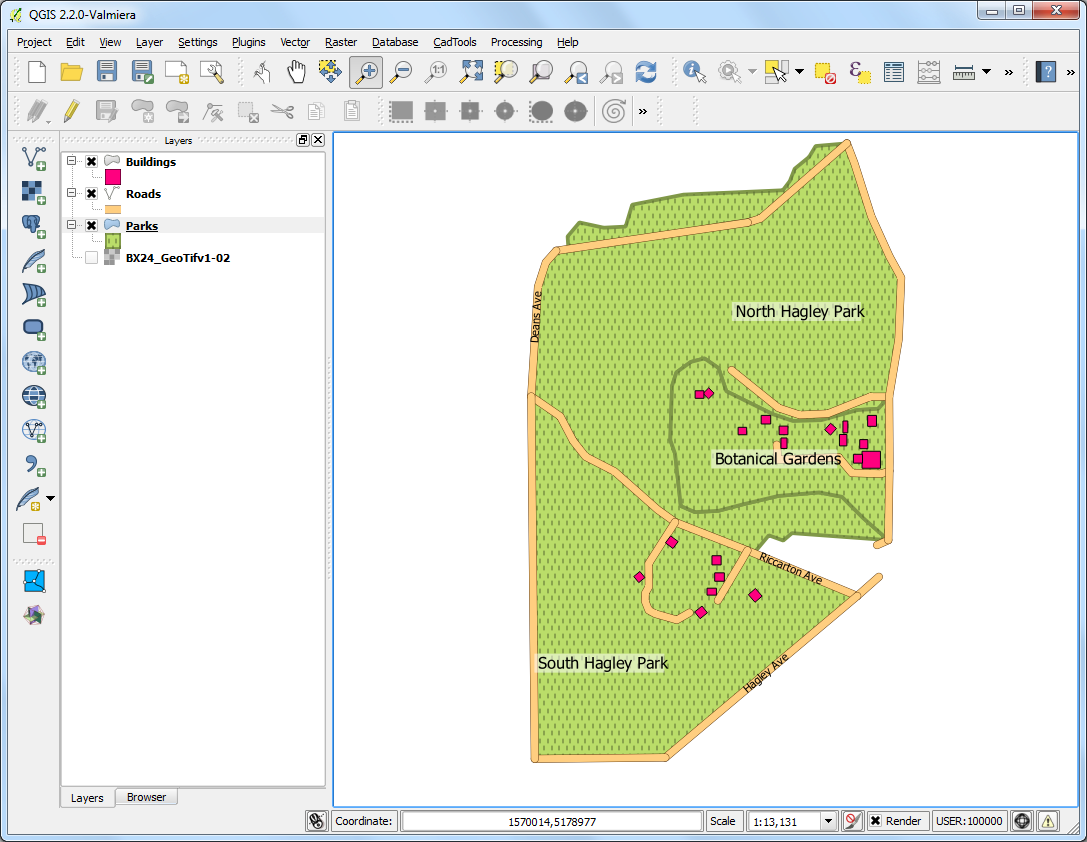 Points in Polygon Analysis — QGIS Tutorials and Tips
