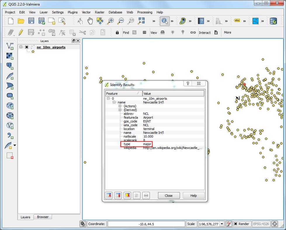 Using the QGIS Browser — QGIS Tutorials and Tips