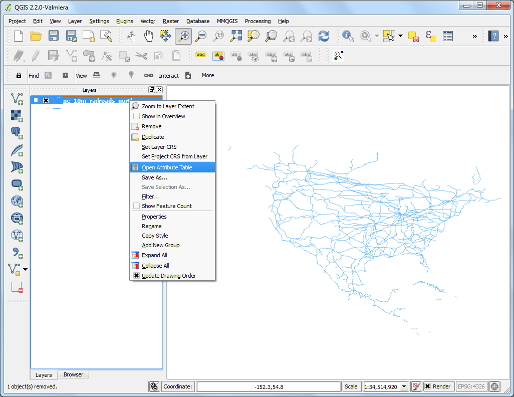 Importing Spreadsheets or CSV files — QGIS Tutorials and Tips