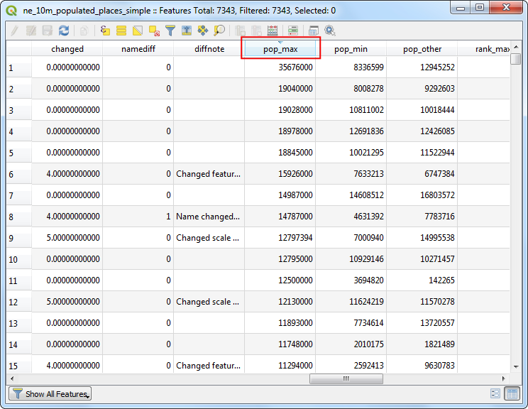 Automating Map Creation with Print Composer Atlas — QGIS