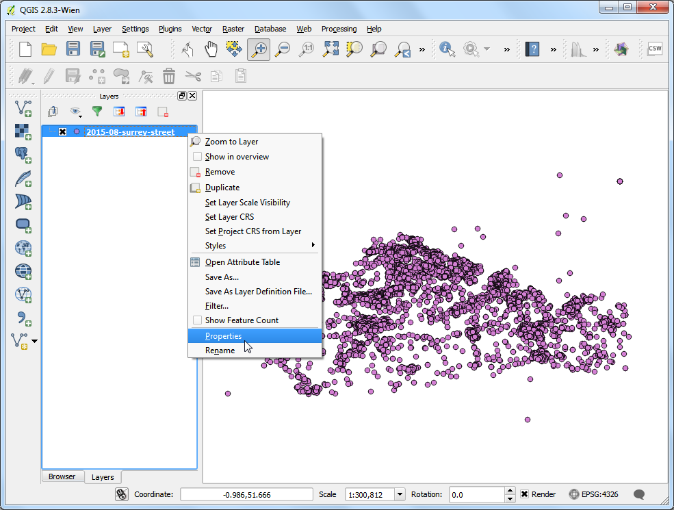 Georeferencing Topo Sheets and Scanned Maps — QGIS Tutorials