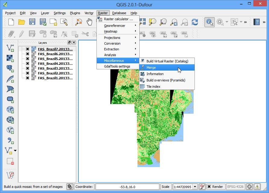 Using Plugins — QGIS Tutorials and Tips