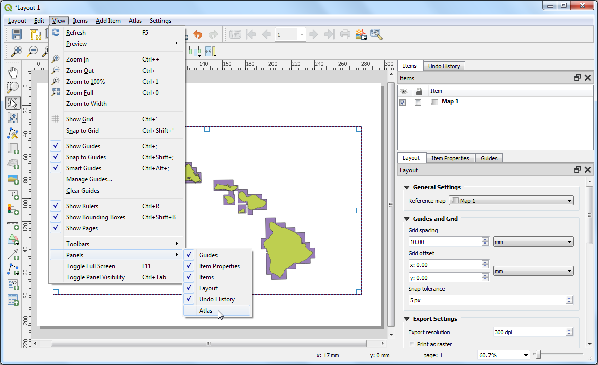 Automating Map Creation with Print Layout Atlas (QGIS3