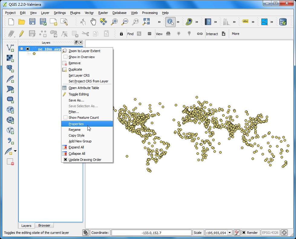 Writing Python Scripts for Processing Framework — QGIS Tutorials and