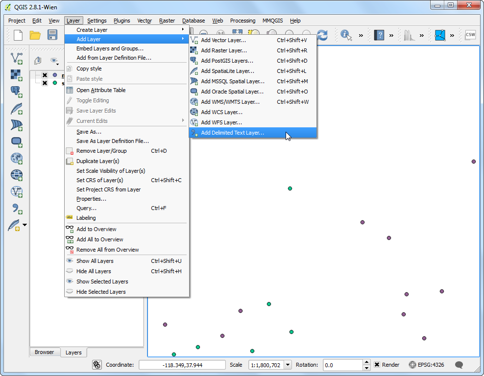 Automating Complex Workflows using Processing Modeler — QGIS