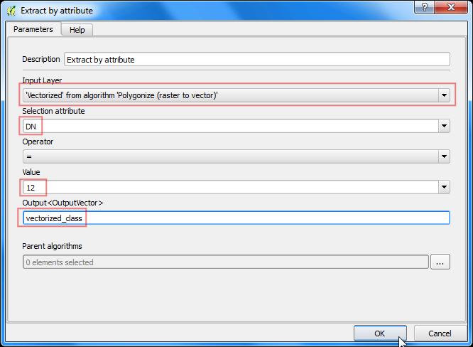 Sampling Raster Data using Points or Polygons — QGIS